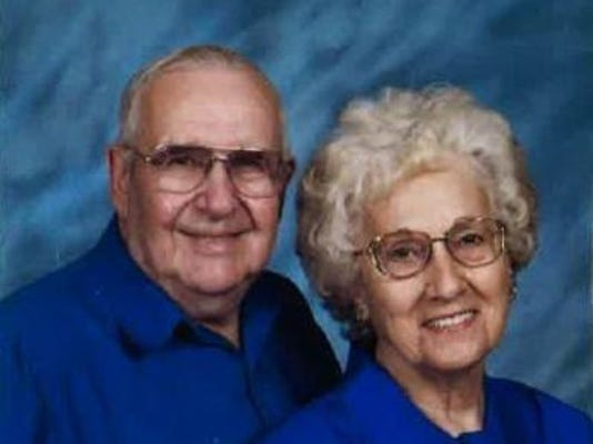 Anniversaries: Raymond Cavanaugh & Dixie Cavanaugh
