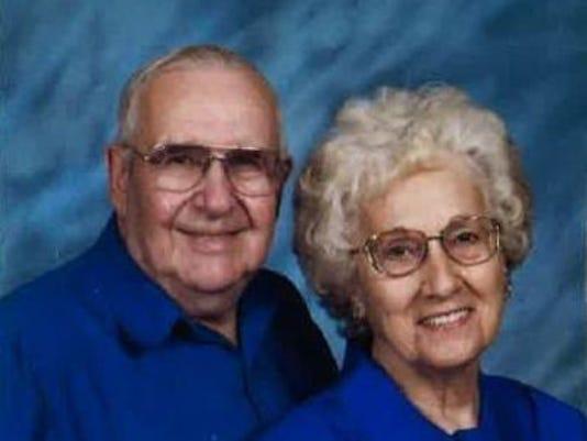 Anniversaries: Raymond Cavanaugh & Dixie Cavanaugh