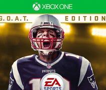 Now, former Wolverines quarterback Tom Brady truly...
