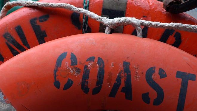 Old Coast Guard lifesavers.