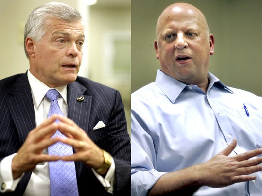 DESJARLAIS CLINGS TO TINY LEAD, BUT VOTES STILL BEING COUNTED?