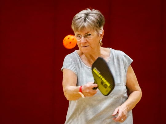 Pickleball has ties to ping pong, badminton and tennis.
