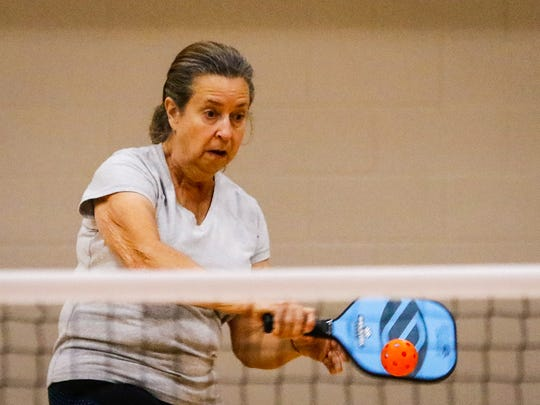 Pickleball has been played in Rutherford County for about 18 months.