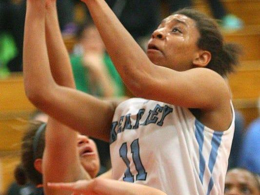 Bishop Kearney senior Kharysma Bryant will play on scholarship at Niagara University next school year.