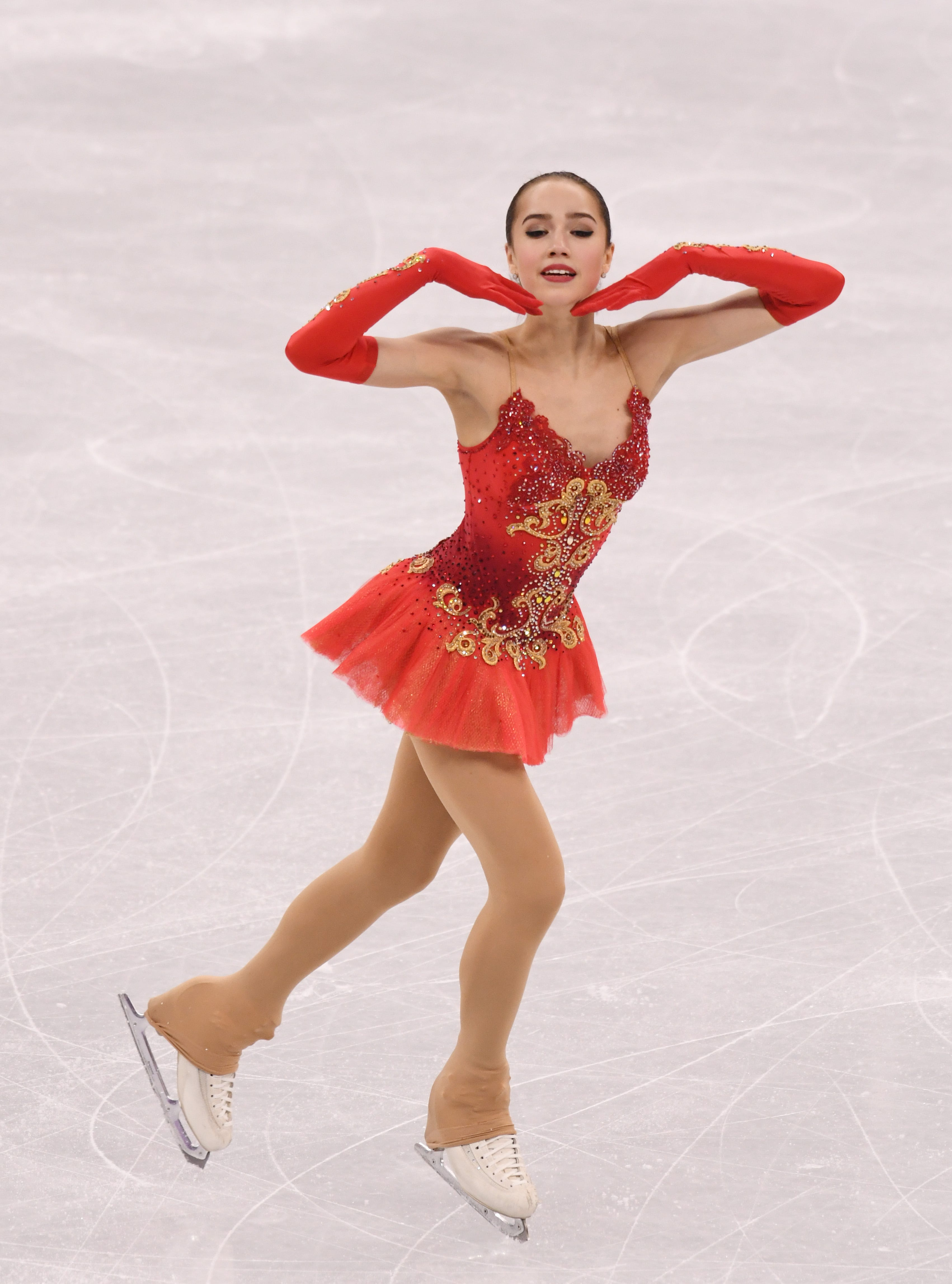 Ladies Gold Russian Ladies Gold