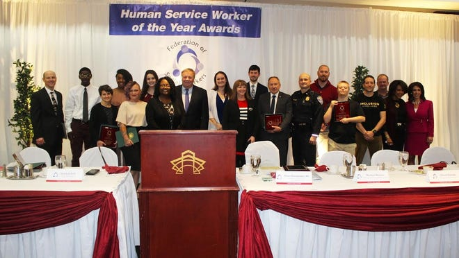 The Federation of Social Workers presents its 2019 Human Service Worker of the Year Awards. Nominations are being accepted for the next round through Sept. 28.