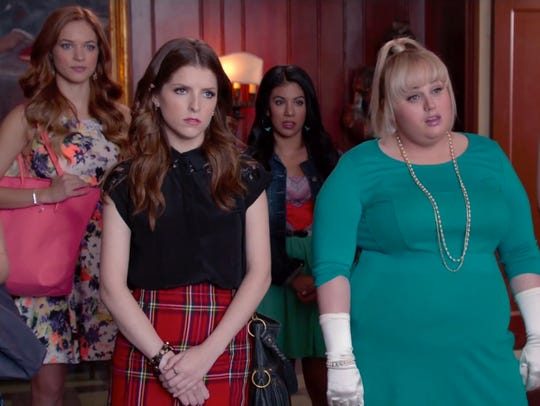 Things don't start out so well for the Barden Bellas