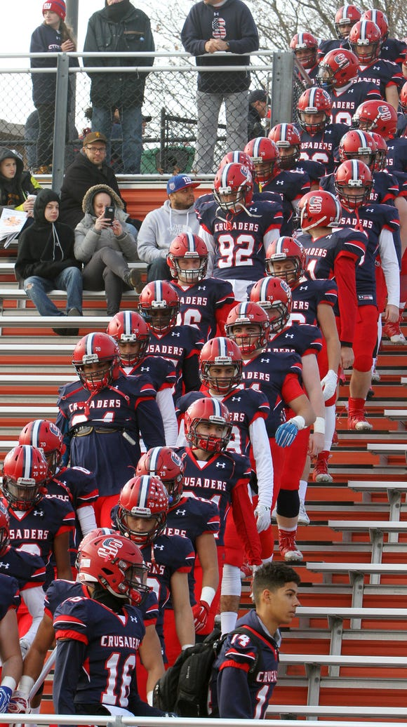 Stepinac, lohud.com's No. 3-ranked team, will play