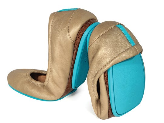 Pick up a pair of Tieks for any woman in your life that would enjoy a pair of fine-quality flats.