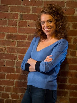 "Comedian Michelle Wolf is the latest to get a Netflix series, as ""The Break"" premieres May 27."