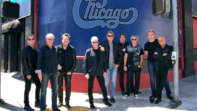 Chicago will perform Feb. 18 in the Fred Kavli Theatre at the Thousand Oaks Civic Arts Plaza.
