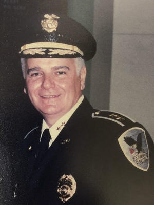 Johnston Police Chief Richard S. Tamburini