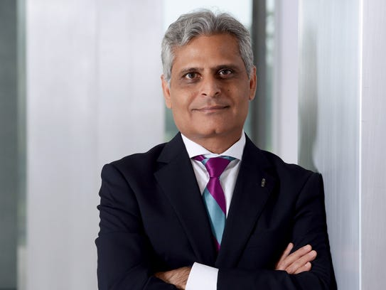 Kumar Galhotra, is group vice president, Lincoln and