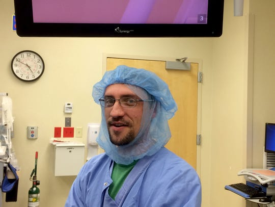 Dr. Brian Smith, a general surgeon at Physicians Regional