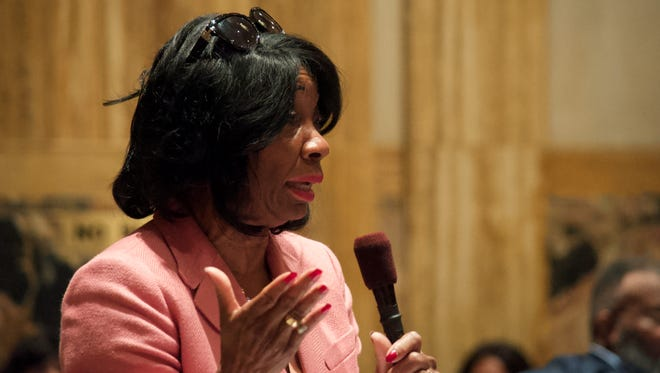 Rep. Barbara Norton, D-Shreveport, authored one of the bills passed by the Louisiana Senate on Wednesday aimed at increasing student safety.
