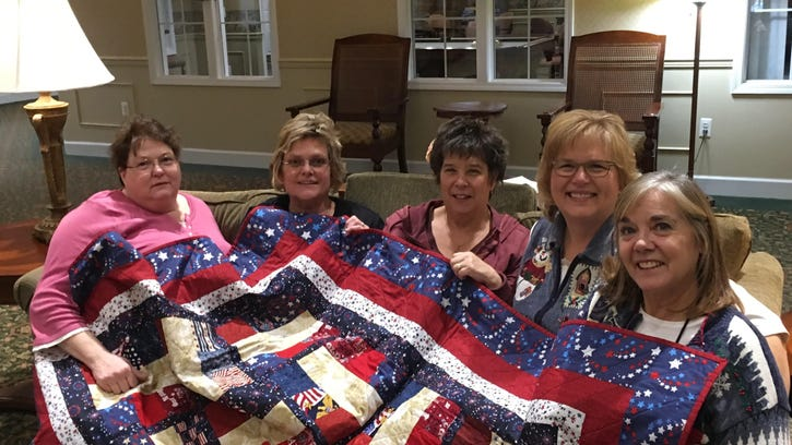 Handmade: 'Miracle Quilts' provide emotional healing