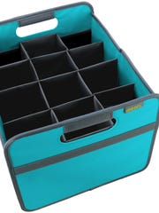 The Meori collapsible wine crate.