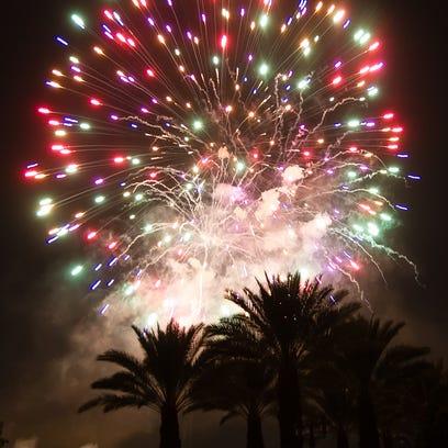 The city of Palm Desert hosts a Fourth of July celebration