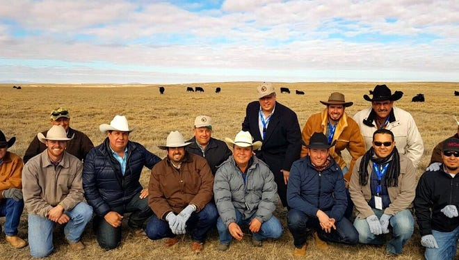 New Mexico ranchers are invited to meet with Mexican cattle buyers during the annual New Mexico Stockmen's Convention on Dec. 1 in Albuquerque.