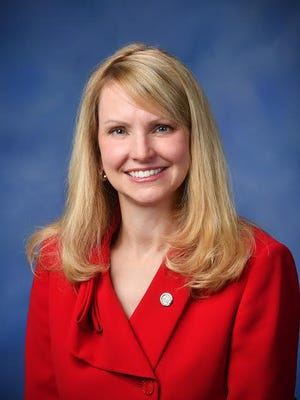 State Rep. Julie Calley, R-Portland, of Michigan's 87th District.