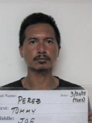 Tommy Joe Perez, 37