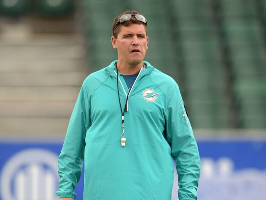 Bill Lazor was formerly an offensive coordinator for