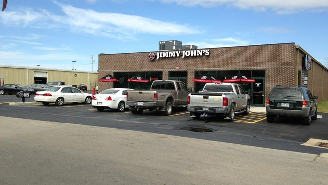 The Jimmy John's location in Mountain Home is holding a soft opening today at 650 Market St. off U.S. Highway 62.