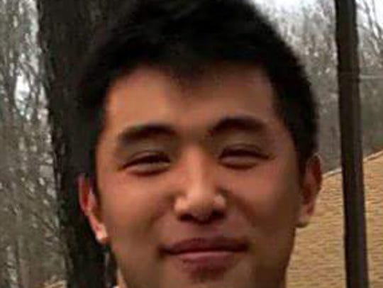 Colts Neck tennis instructor Terry Kuo