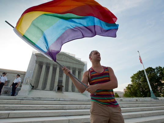 Supreme court gay marriages