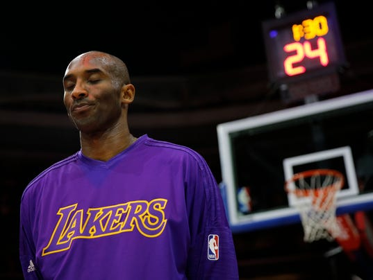 Kobe: Basketball 'not wired into my subconscious the way ...