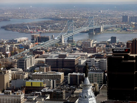 AP PHILADELPHIA OBSERVATION DECK A SPF USA PA