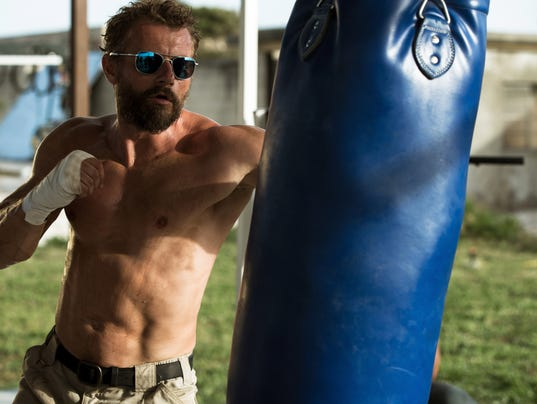james badge dale turns up intensity in 13 hours
