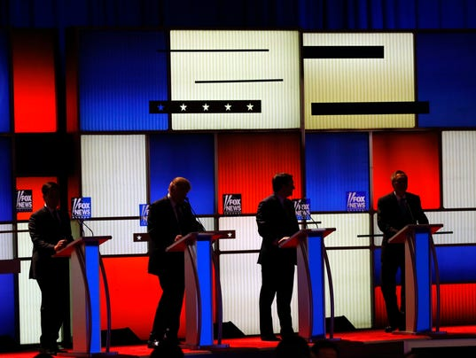 AP GOP 2016 DEBATE A ELN USA MI