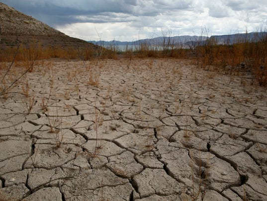 AP WESTERN WATER DROUGHT A USA NV