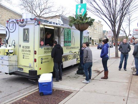 YellowBellies Food Truck