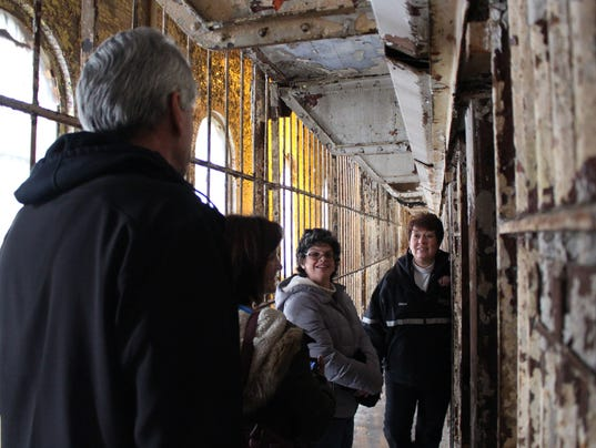 Christmas at the Reformatory