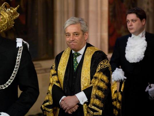 House of Commons John Bercow