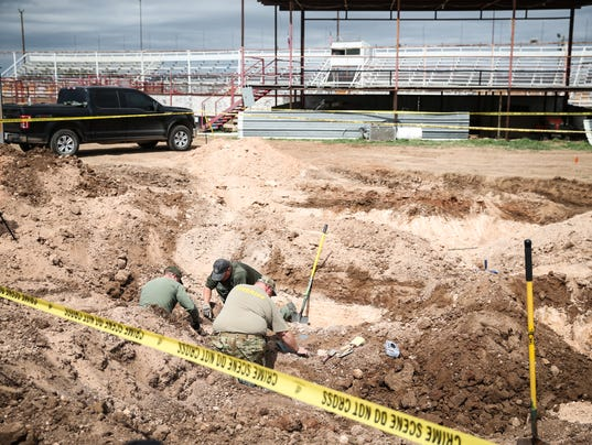 Body found at old racetrack off FM 2015