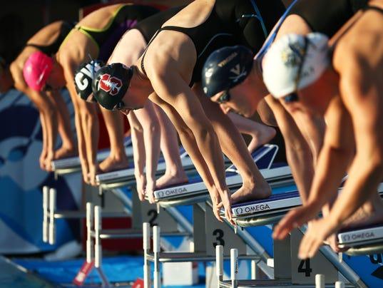 Arena Pro Swim Series Mesa