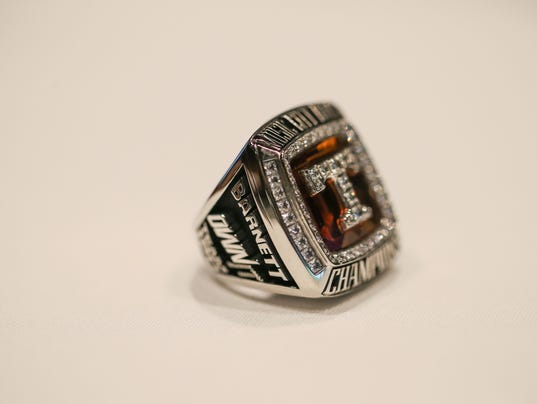 KNOXVILLE, TN - 2017.04.24 - Bowl Ring