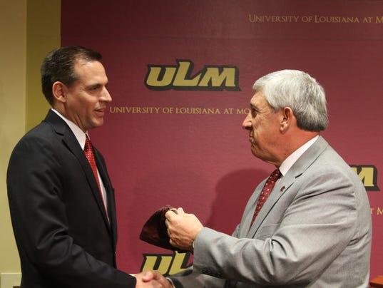 Bruno, Brian Wickstrom - Athletic Director - University of Louisiana at Monroe