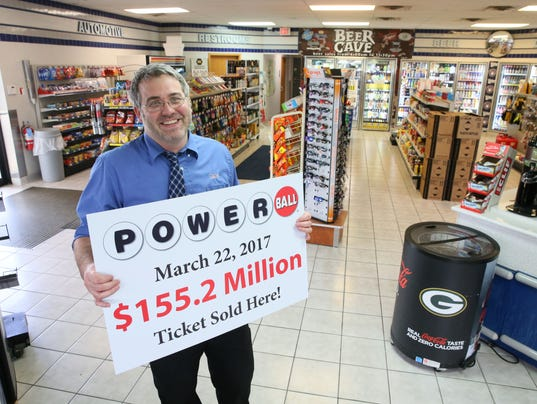 Unclaimed Powerball ticket