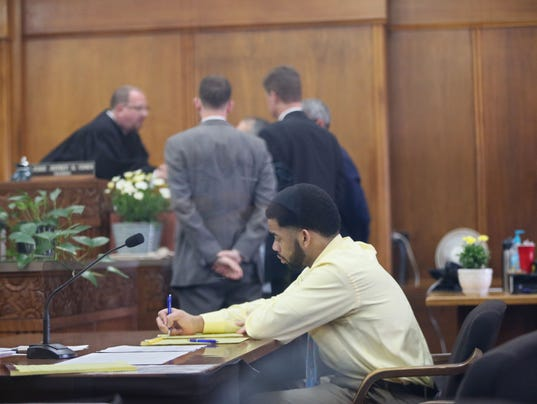 Judge refuses to stop jury selection for ex-cop on trial ...