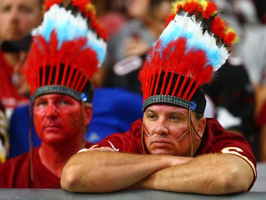 USP NFL: WASHINGTON REDSKINS AT ARIZONA CARDINALS S FBN USA AZ