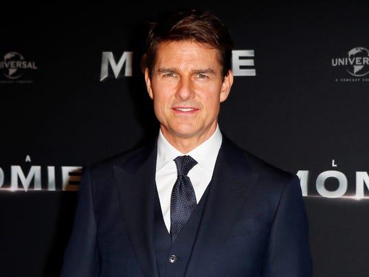 Tom Cruise stunt mishap leads to broken ankle, 'M:I 6 ... Tom Cruise Injury