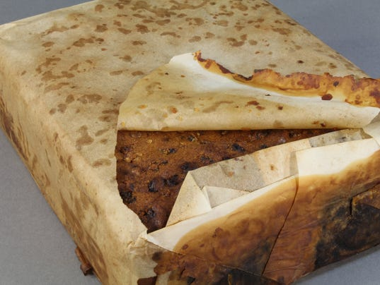 EPA NEW ZEALAND ANTARCTICA ARCHEOLOGY 100 YEAR OLD CAKE ACE ARCHEOLOGY NZL CA