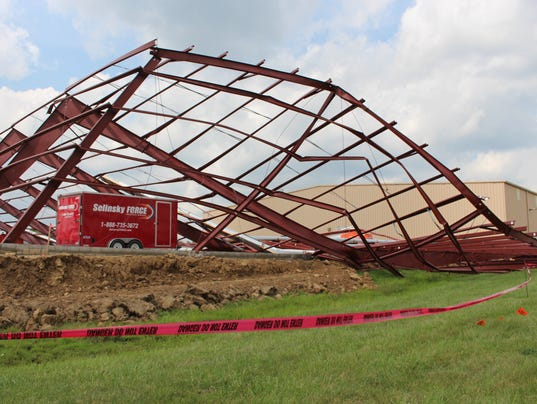 Newman-technolgy-building-collapse-storm