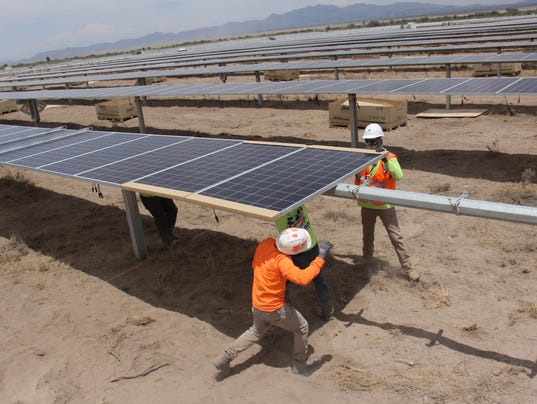Rural solar