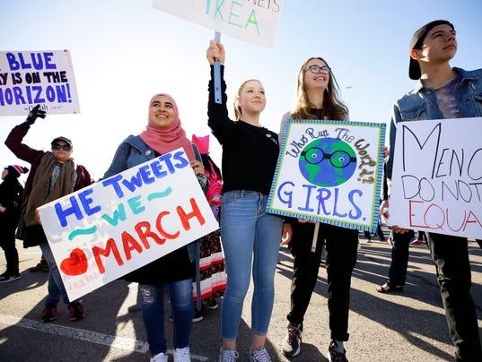 USP NEWS: WOMEN'S MARCH S FBN USA NV