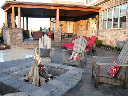 Outdoor living spaces one of biggest trends for 2018